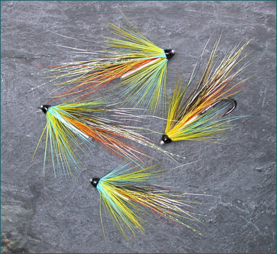 Beltra Badger Tube Flies