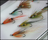 Modern Scottish Salmon Flies