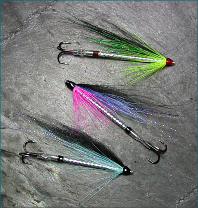 Sea Trout Needle Tube Snake Flies