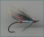 Silver Doctor Salmon Fly